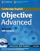 Objective CAE - Third Edition / Workbook with Answers with Audio-CD