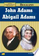 John Adams  Abigail Adams