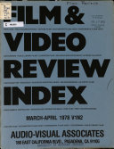Film   Video Review Index