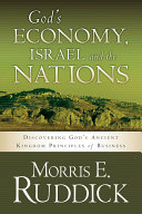 God's Economy, Israel And The Nations ebook