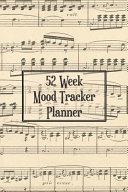 52 Week Mood Tracker Planner