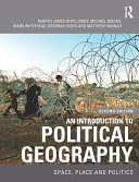 An Introduction to Political Geography Pdf/ePub eBook
