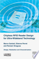 Chipless RFID Reader Design for Ultra Wideband Technology