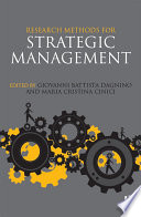 Research Methods for Strategic Management