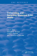 Composting and Recycling Municipal Solid Waste