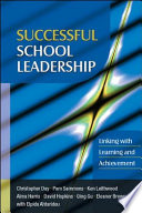Successful School Leadership  : Linking with Learning and Achievement