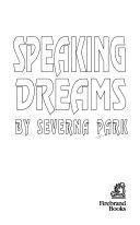 Speaking Dreams