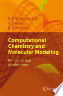 Computational Chemistry and Molecular Modeling