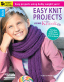 Easy Knit Projects Using The Knook For Kids