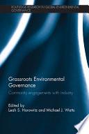 Grassroots Environmental Governance