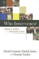 Who Intervenes