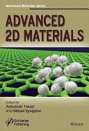 Advanced 2D Materials Pdf/ePub eBook