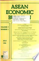 ASEAN Economic Bulletin