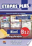 Etapas plus Nivel B1.2 el blog y portafolio