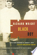 link to Black boy : (American hunger) : a record of childhood and youth in the TCC library catalog