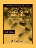 The Little Dental Drug Booklet, 2012