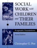Pdf Social Work with Children and Their Families Telecharger