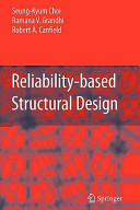 Reliability based Structural Design