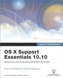 OS X Support Essentials 10.10