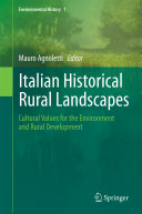 Italian Historical Rural Landscapes