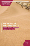 Starvation and the State Pdf