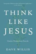 Think Like Jesus Pdf/ePub eBook