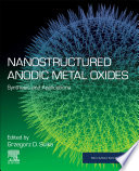 Nanostructured Anodic Metal Oxides Book