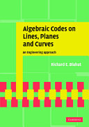 Algebraic Codes on Lines  Planes  and Curves
