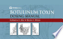 Botulinum Toxin Dosing Manual Book PDF