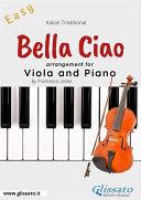Pdf Bella Ciao - Viola and Piano Telecharger