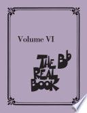 The Real Book   Volume VI Book PDF