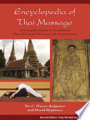 Encyclopedia of Thai Massage Book