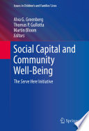 Social Capital and Community Well Being Book