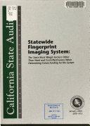 Statewide Fingerprint Imaging System