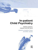 In patient Child Psychiatry