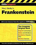 CliffsComplete Frankenstein