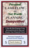 Personal Cash Flow and Net Worth Planning Demsytified Book