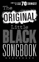 The Original Little Black Songbook