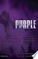 The Purple Book Book PDF
