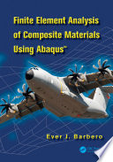 Finite Element Analysis Of Composite Materials Using Abaqustm Book PDF