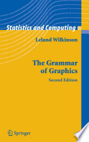 """The Grammar of Graphics"" by Leland Wilkinson, D. Wills, D. Rope, A. Norton, R. Dubbs"
