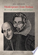 Shakespeare  I am Italian  He reveals himself in coded messages