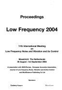 Proceedings Low Frequency 2004