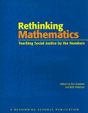Rethinking Mathematics