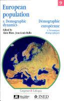 European Population  Demographic dynamics