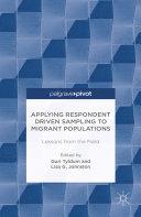 Applying Respondent Driven Sampling to Migrant Populations [Pdf/ePub] eBook