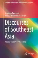 Pdf Discourses of Southeast Asia Telecharger