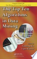 The Top Ten Algorithms in Data Mining