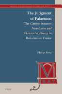 The Judgment of Palaemon