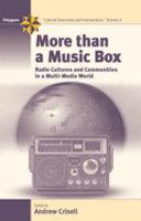 More Than a Music Box